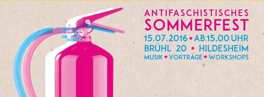 Antifa Fest Header